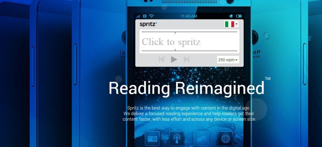 Lettura veloce in 5 minuti: il metodo Spritz