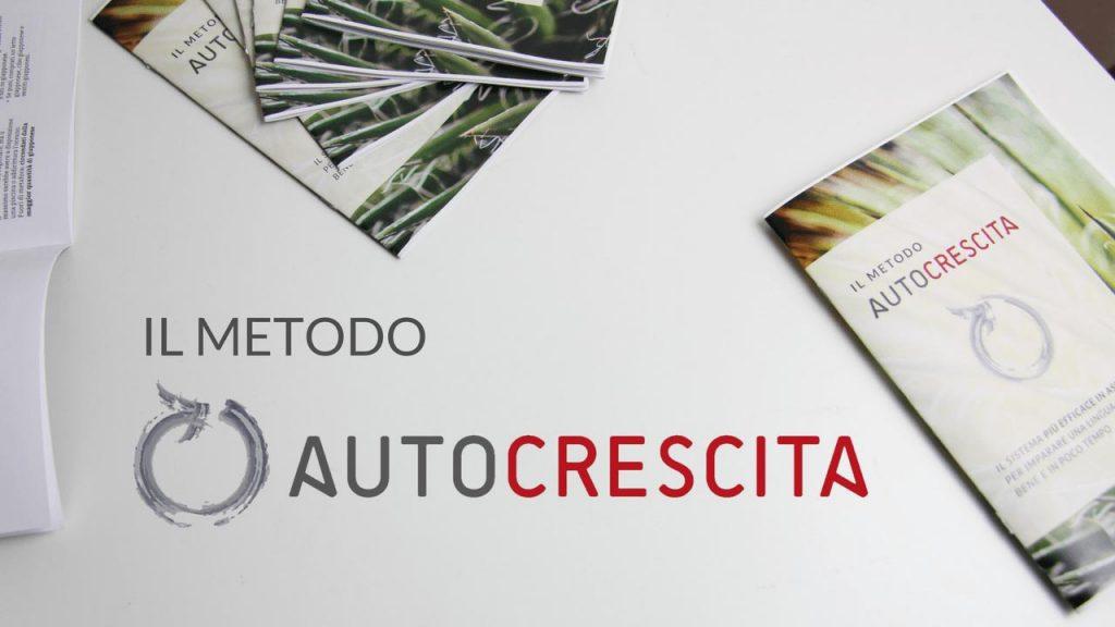 Il metodo Autocrescita… ecco l'ebook!