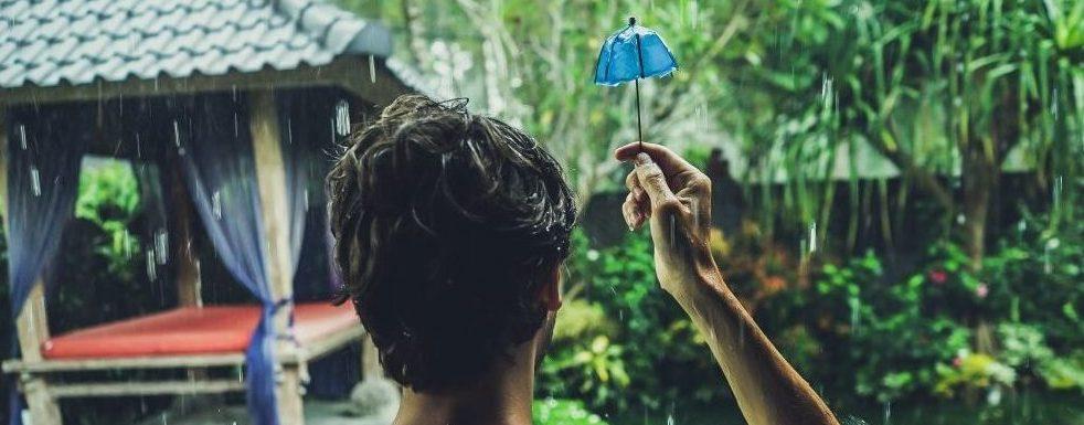 Come non bagnarsi quando piove
