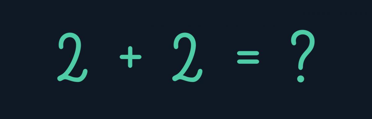 La matematica è sbagliata